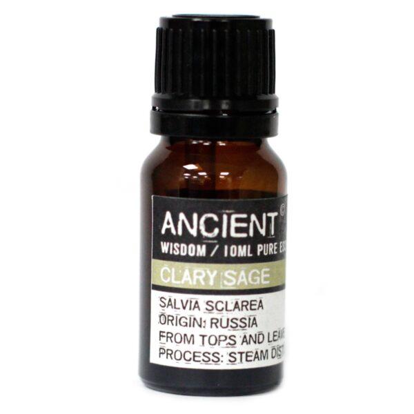 10 ml Clary Sage Essential Oil Essential Oils