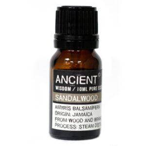 10 ml Sandalwood Amayris Essential Oil Essential Oils