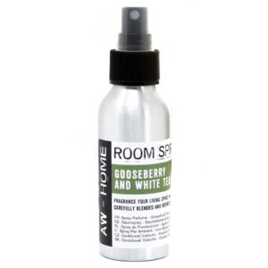 100ml Room Spray Gooseberry and White Tea AW-Home Room Sprays 100ml