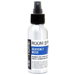 100ml Room Spray Heavenly Musk AW-Home Room Sprays 100ml