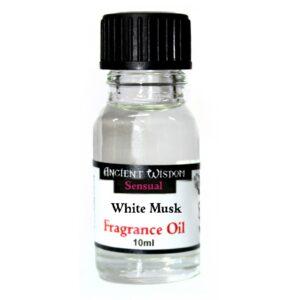 10ml White Musk Fragrance Oil AW Fragrance Oils