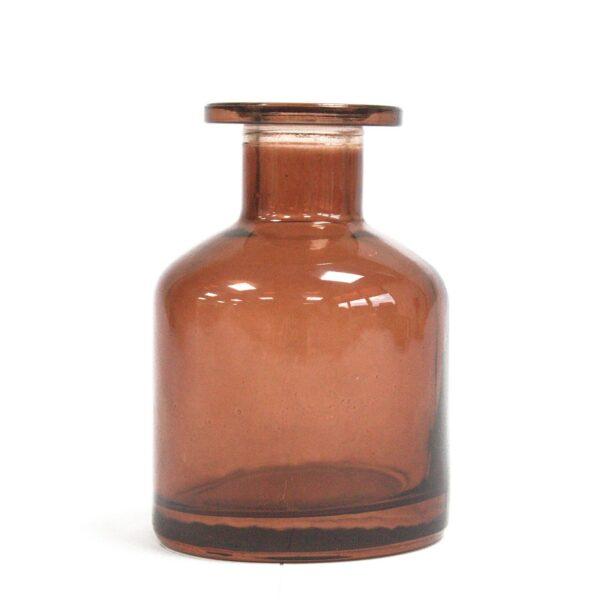 140 ml Round Alchemist Reed Diffuser Bottle Brown Diffuser Bottles
