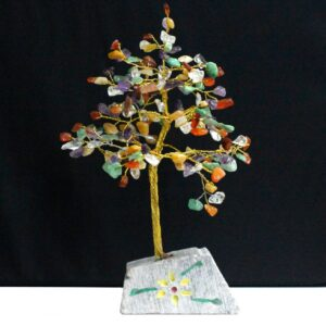 160 Stone Indian Gemstone Trees