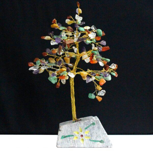 160 Stone Indian Gemstone Trees