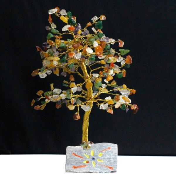 320 Stone Indian Gemstone Trees