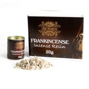 50gm Frankincense Resin AW Incense Resin 50g pack
