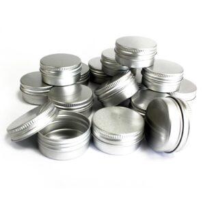 Aluminium Tins