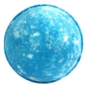Angel Delight Bath Bomb Blue and White Just Desserts Bath Bombs - 180g