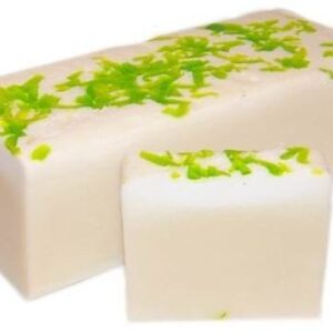 Apple and Elderflower Soap Loaf Wild & Natural Hand-Crafted Soap 1.3kg and Slices