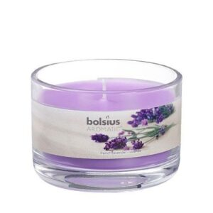 Aromatic Scented Candle Jars French Lavender Aromatic Jar Candles