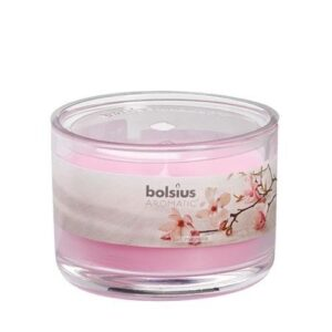 Aromatic Scented Candle Jars Magnolia Aromatic Jar Candles