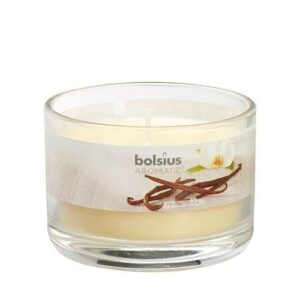 Aromatic Scented Candle Jars Vanilla Aromatic Jar Candles