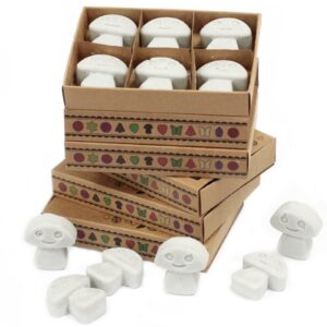 6 Scented Wax Melts