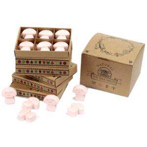 Box of 6  Wax Melts Dark Sandalwood Natural Soy Wax Melts