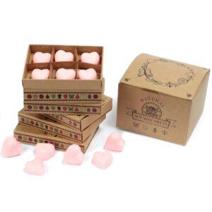 Box of 6  Wax Melts Dragon's Blood Natural Soy Wax Melts
