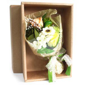 Boxed Soap Flower Bouquets