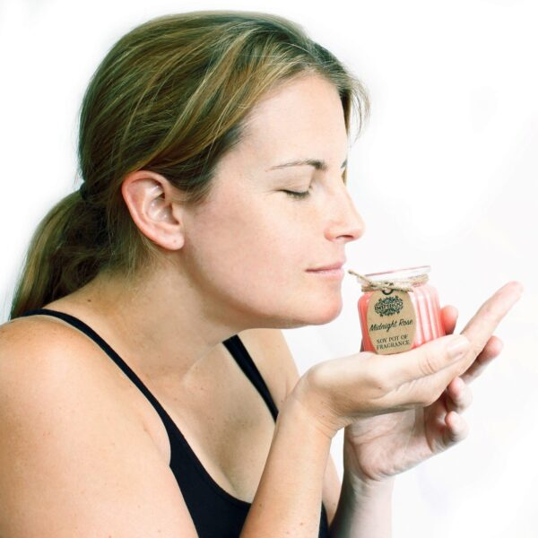 Brandy Butter Soy Pot of Fragrance Candles Scented Candles