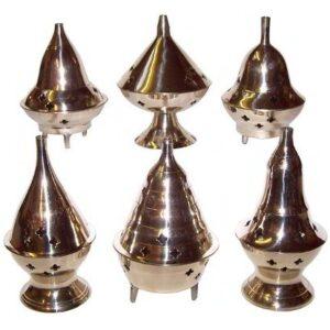 """Brass Incense Burner  4"""" Incense Holders"""