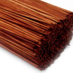 Brown Reed Diffuser Sticks25cm x 3mm 500gms Bulk Reed Diffuser Reeds
