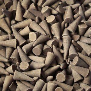 Bulk  Incense Cones Patchouli Indian Bulk Incense Cones (aprx 850 Cones)