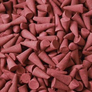 Bulk  Incense Cones Sandalwood Indian Bulk Incense Cones (aprx 850 Cones)