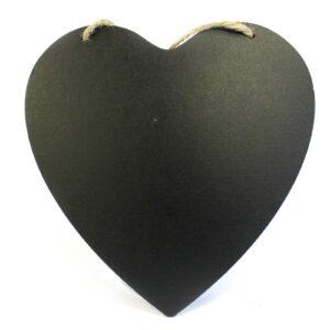 Chalk Board Heart Retail POD Blackboards