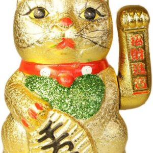 Classic Money Cat Lucky Waving Chinese Cats