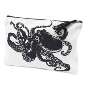 Classic Zip Pouch Tentacles Classic Zip Pouches
