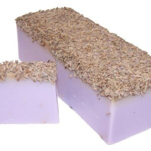 Cleopatra Soap Loaf Wild & Natural Hand-Crafted Soap 1.3kg and Slices