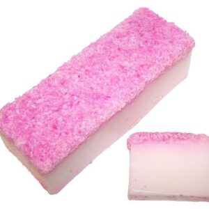 Coconut Dream Soap Loaf Wild & Natural Hand-Crafted Soap 1.3kg and Slices