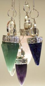 Cone and Silver Ring Asst Special Magic Pendulums