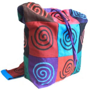 Cotton Patch Sling Bags Spiral Cotton Patch Sling Bags
