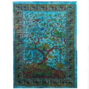 Cotton Wall Art Tree of Life Classic Cotton Wall Hangings