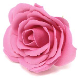 Craft Soap Flowers Lrg Rose Craft Soap Flowers