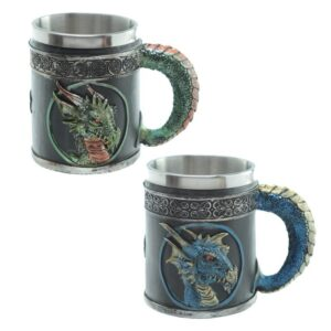 Dark Legends Decorative Dragon Tankard Dark Legends Dragons