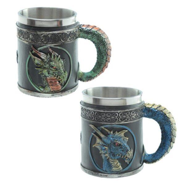 Dark Legends Decorative Dragon Tankard Dark Legends Dragons