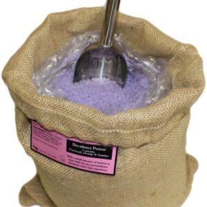 Decadence Potion 7kg  Hessian Sack Aromatherapy
