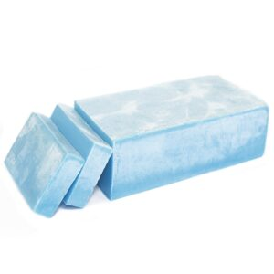 Double Butter Luxury Soap Loaf Spicy Oils Double Butter Luxury Soap Loaves 1kg and Slices
