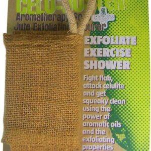 Enescu Celu Buster ExerScrub Aromatherapy Soap & Scourer