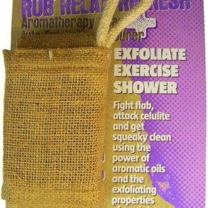 Enescu Rub Relax Refresh ExerScrub Aromatherapy Soap & Scourer
