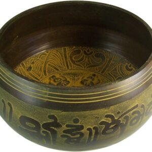 Extra Loud Singing Bowl Five Buddha Tibetan Singing Bowls