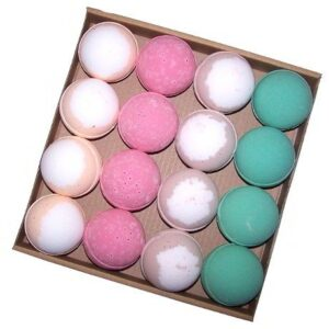 Festive Bath Bomb Selection 1 Jumbo Bath Bombs - 180g