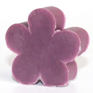 Flower Guest Soaps Lilac Flower Shaped Guest Soaps (10PC)