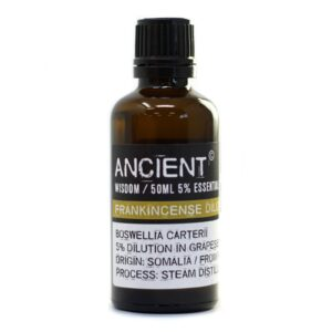 Frankincense  Dilute  50ml Professional 50ml Essential Oil