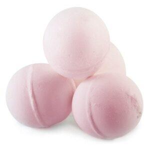 Frankincense and Rose Bath Bomb Essential Oils Bath Balls