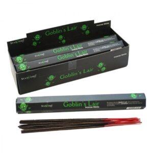 Goblin's Lair Incense Sticks Stamford Black Incense Sticks (15's)