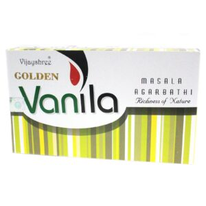 Golden Vanilla Golden Nagchampa