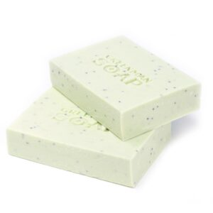 Greenman Soap Slice 100g Antiseptic Spot Attack Greenman Soaps