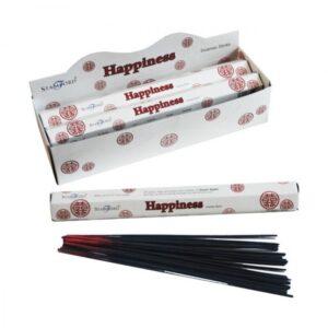 Happiness Premium Incense Stamford Premium Hex