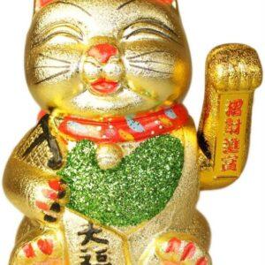 Happy Money Cat Lucky Waving Chinese Cats